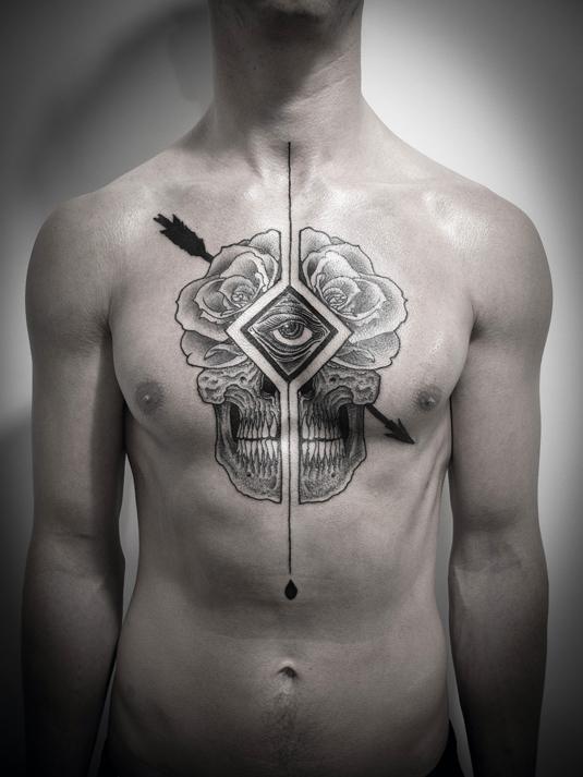 tattoo torso