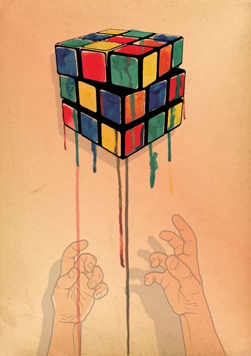 Ben Davies - Rubik's