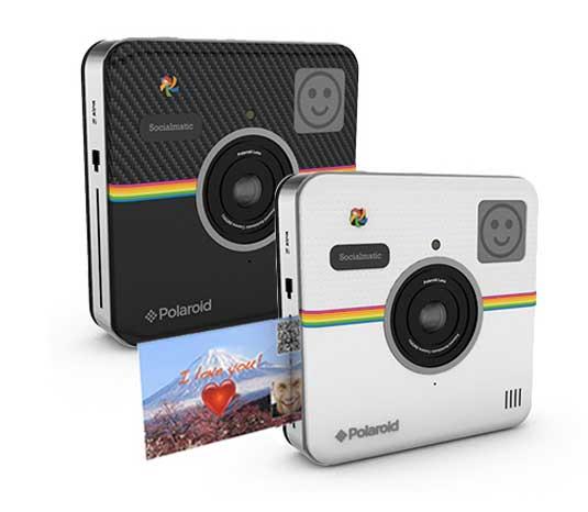 Designer gadgets Polaroid