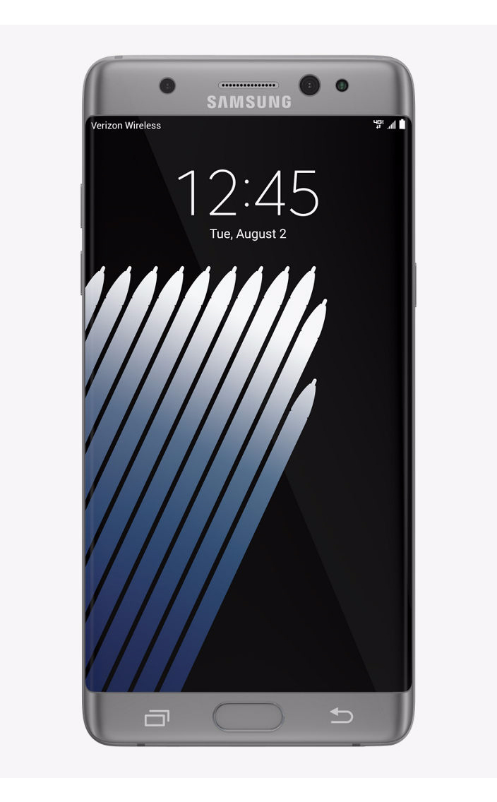 verizon phones samsung galaxy note 7