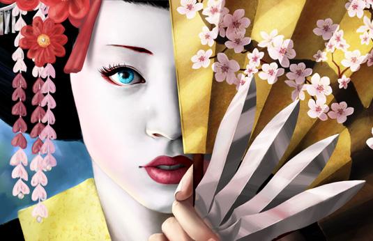 Tawny geisha