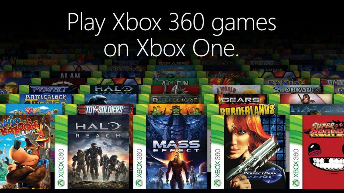 Xbox One backwards compatible games list | GamesRadar+
