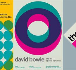 Swissted Redesigning The Vintage Punk Poster Creative Bloq