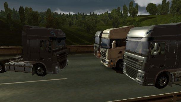 Скачать Моды Для Мультиплеера Euro Truck Simulator 2 - фото 8