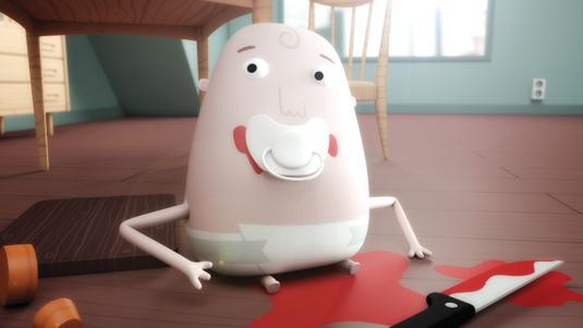 Mute animation