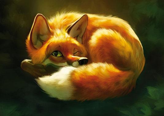 Step 3 fox