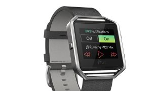 fitbit blaze review interface specs and performance techradar. Black Bedroom Furniture Sets. Home Design Ideas