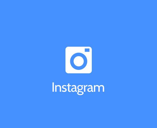 Instagram redesign concept 1