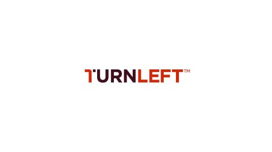 Logotype: TurnLeft