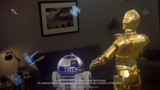 Magic Leap Star Wars