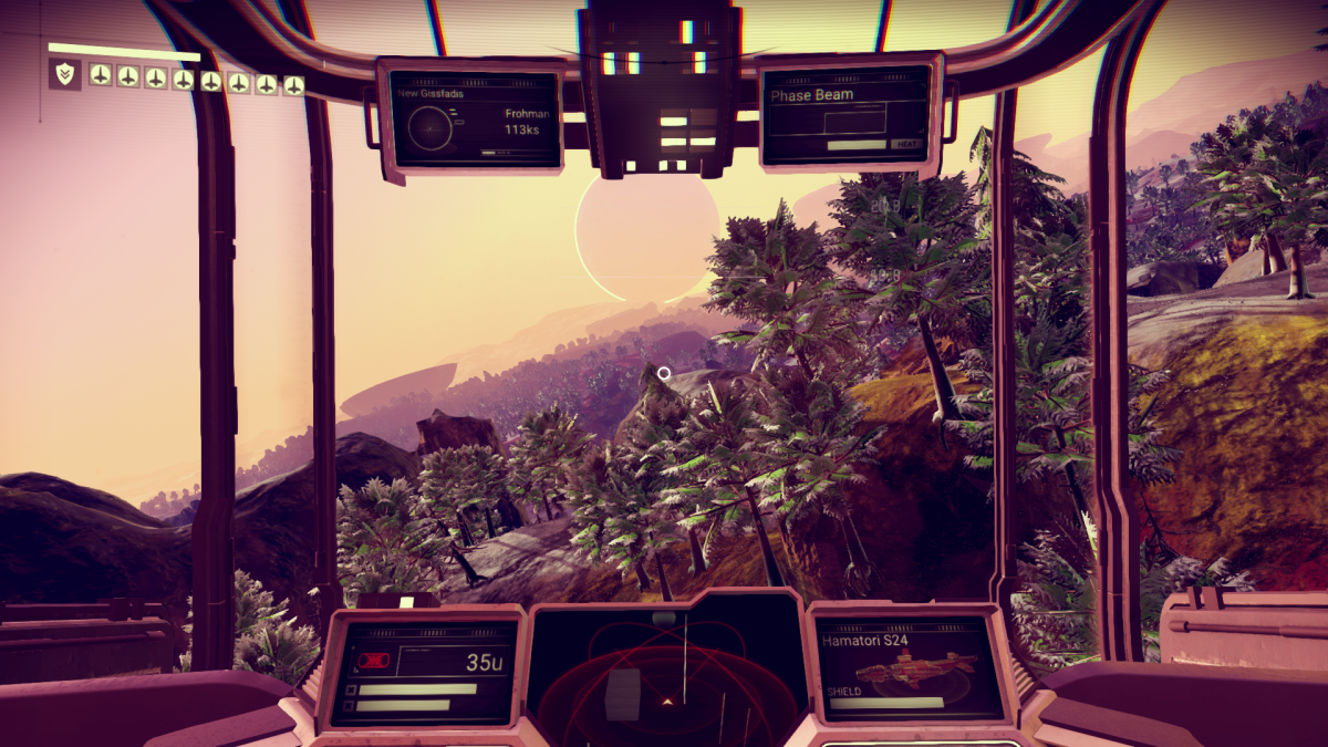 No Man's Sky mod lets you fly your ship close to the ground, inside caves, and underwater
