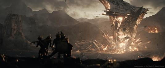 Behind the VFX of Thor: The Dark World