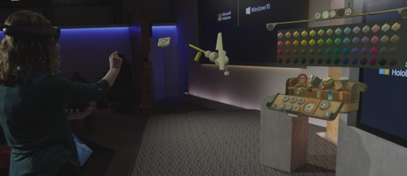 Windows HoloLens