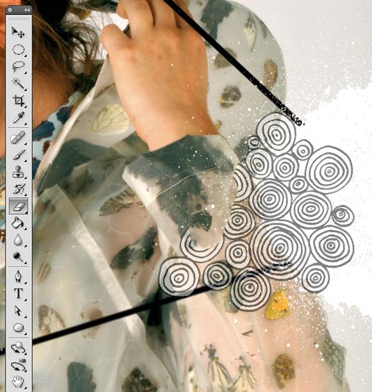 Kaleidoscopic collage 8
