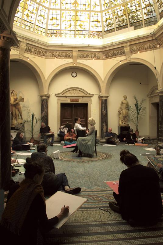 london drawing museum