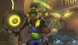 The Overwatch hero Lucio is coming to Heroes of the Storm