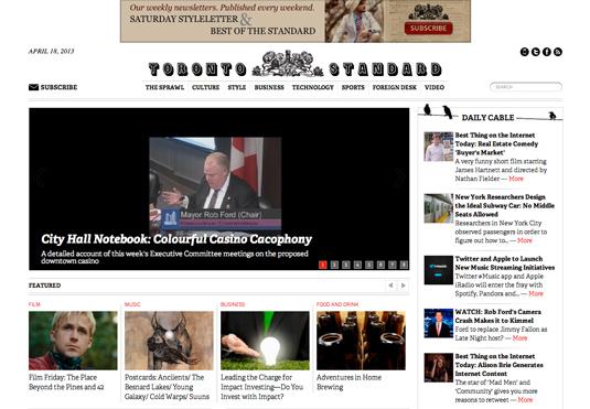 Examples of WordPress sites