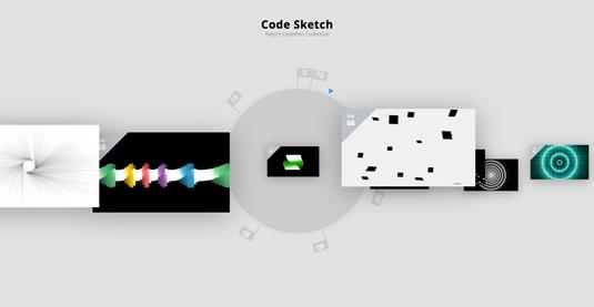 Web design portfolios - Kenji Saito