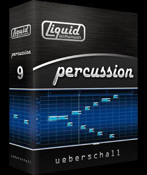 Liquid Percussion v9 full of African and Latin treats