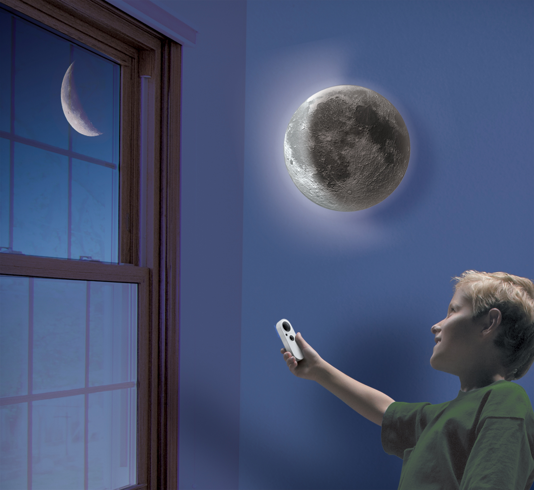 Light up the night with Uncle Milton's 'Moon in My Room' for 40% off this Prime Day