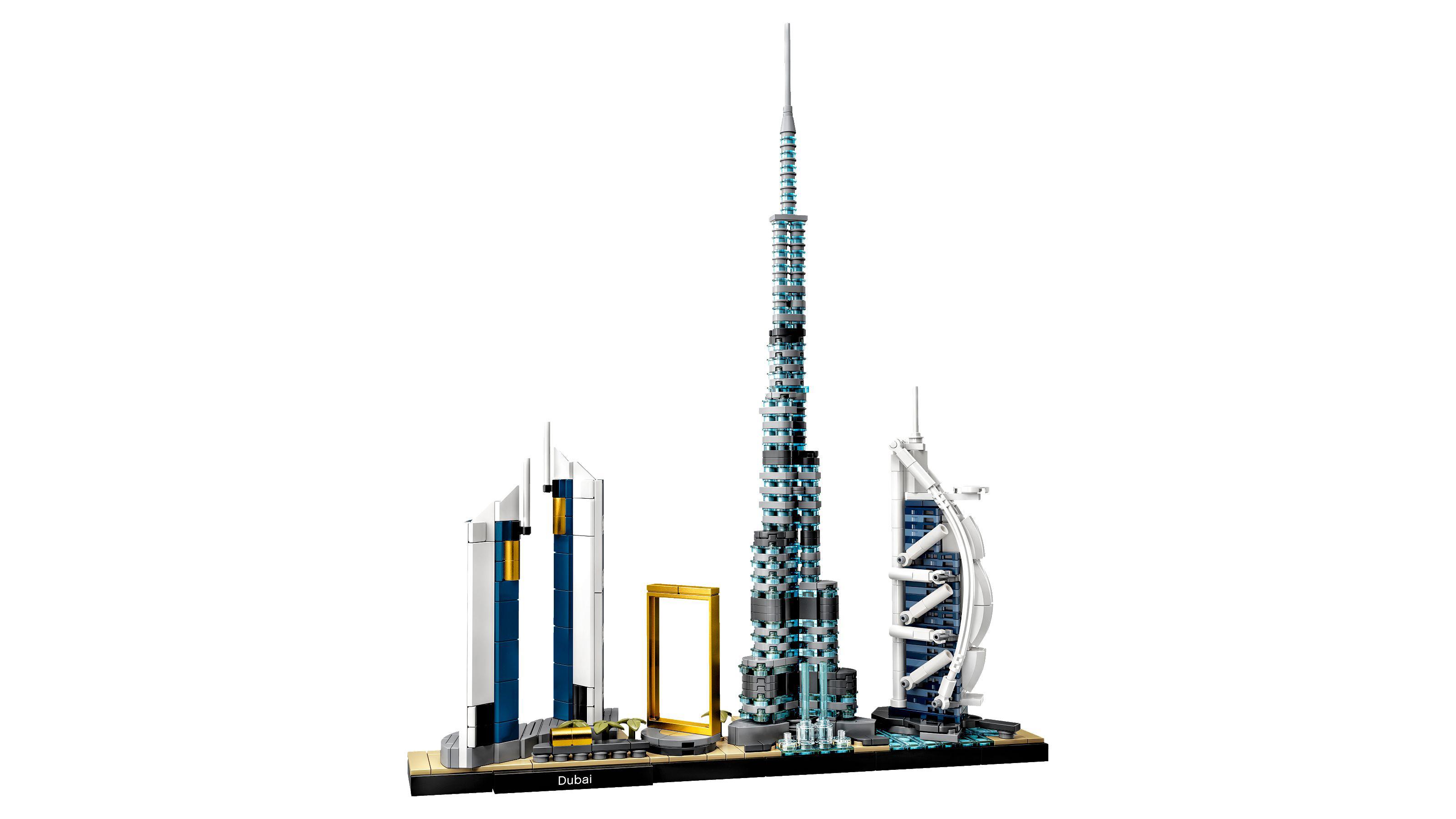 Best Lego Architecture sets: Dubai