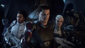 Mass Effect: Andromeda cinematic introduces the dangerous Kett Archon