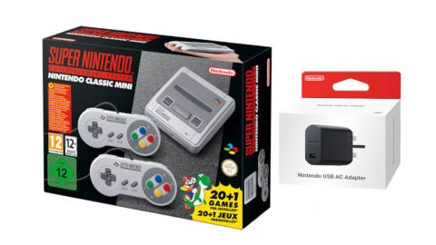 Super NES Classic Edition in Stock Tomorrow at Best Buy