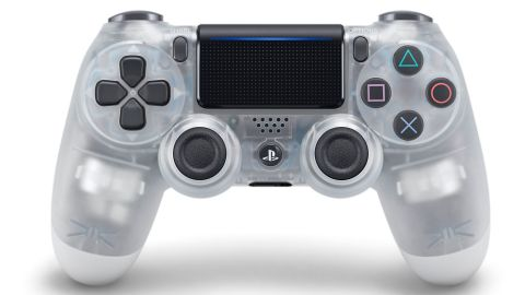 Sony is Releasing a Clear Crystal DualShock 4 for the PlayStation 4