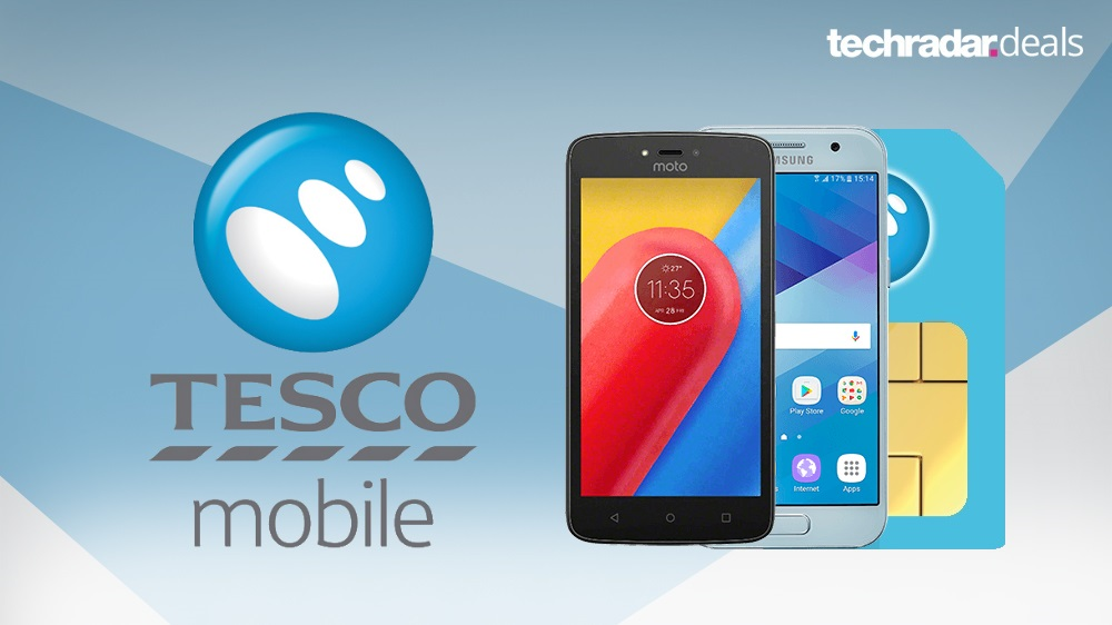 best cheap 3888c b7306 Tesco Mobile is offering a cheap mobile phone deal for £3.75 per month