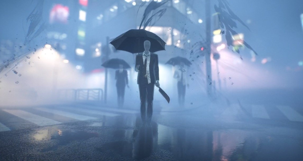 I have no idea what's happening in this new Ghostwire: Tokyo trailer