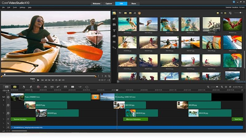 avidemux video editing software free download