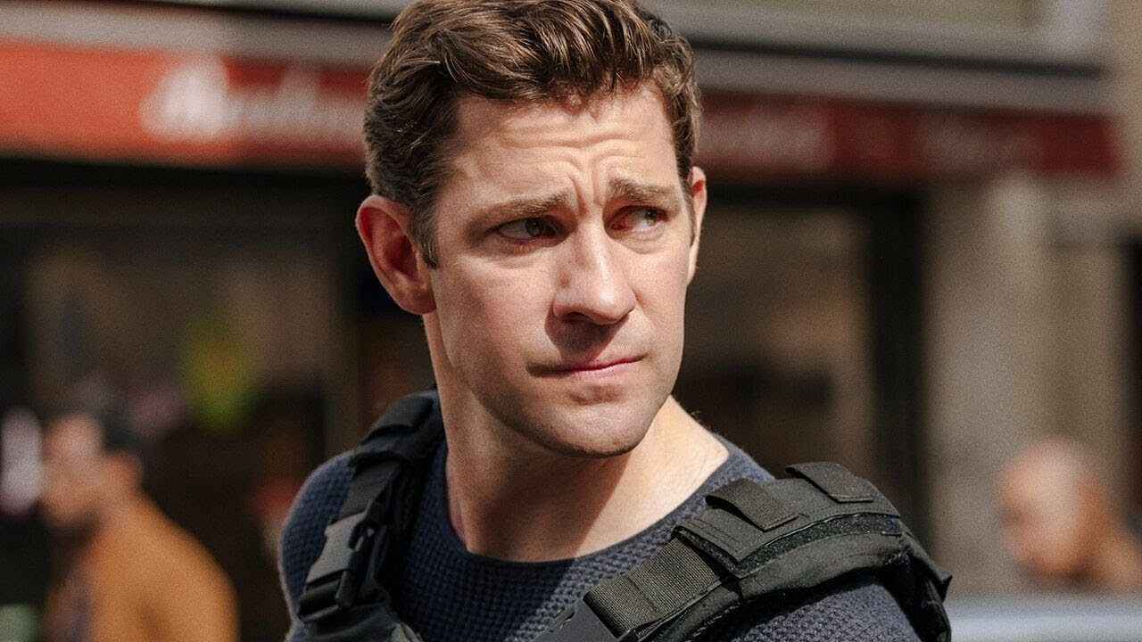 An image from the TV show Tom Clancy's Jack Ryan