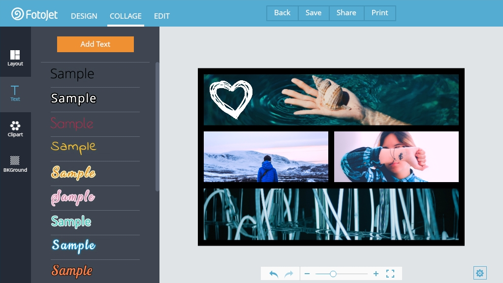 The best free photo collage maker 2017
