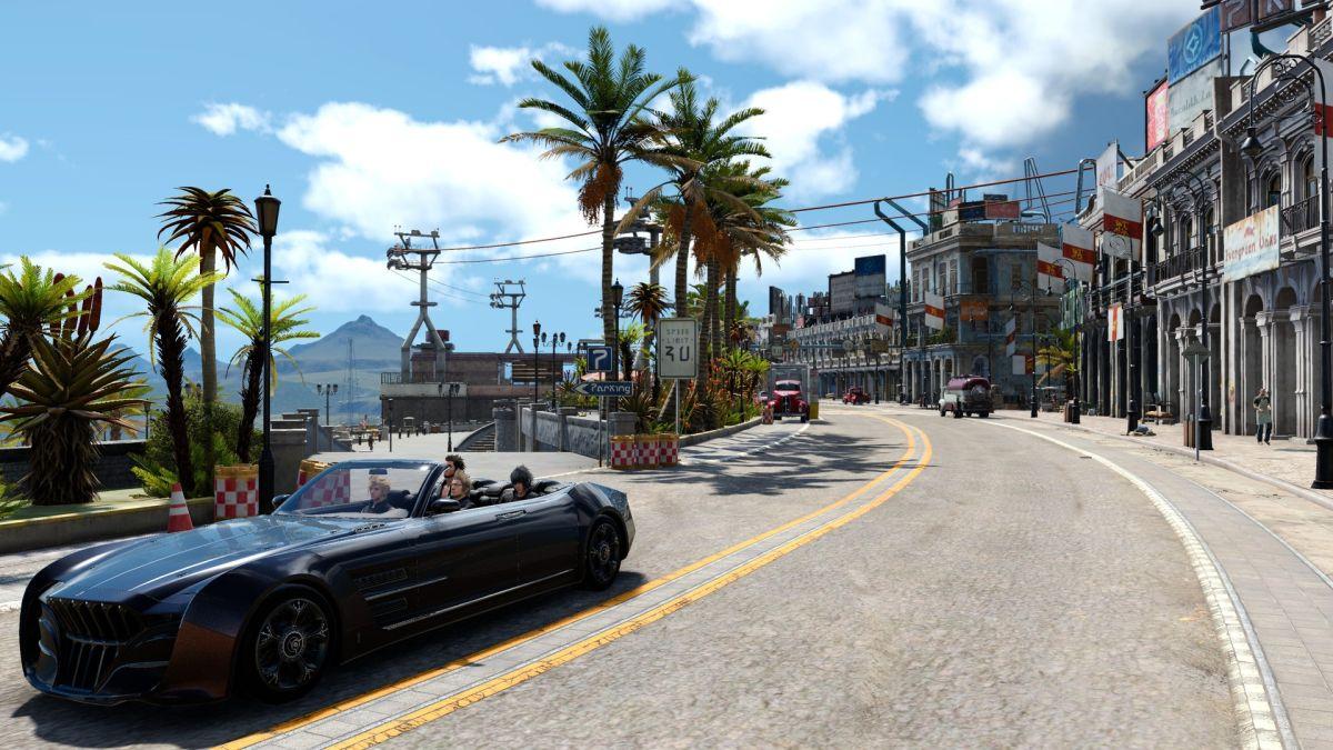 Final Fantasy 15 PC release date set, 4K specs confirmed