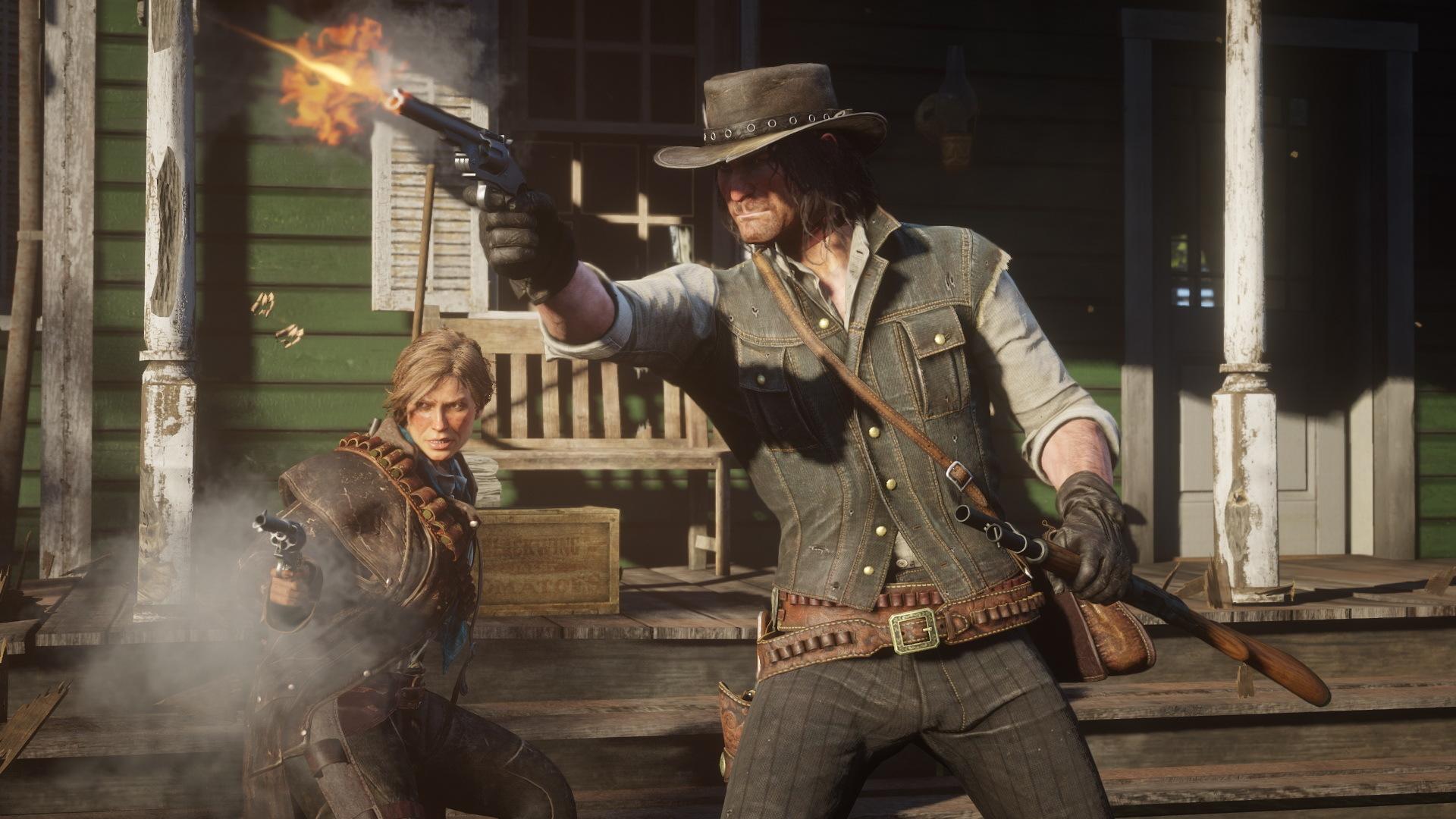 ▷ Red Dead Online deja beta con una nueva actualización masiva 1