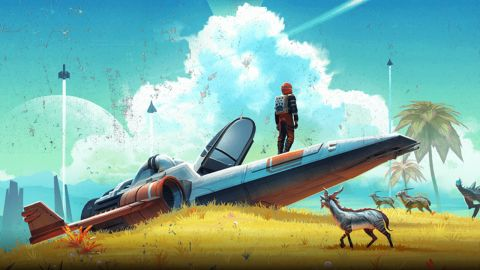 Hello Games bring multiplayer to No Man's Sky a year after launch
