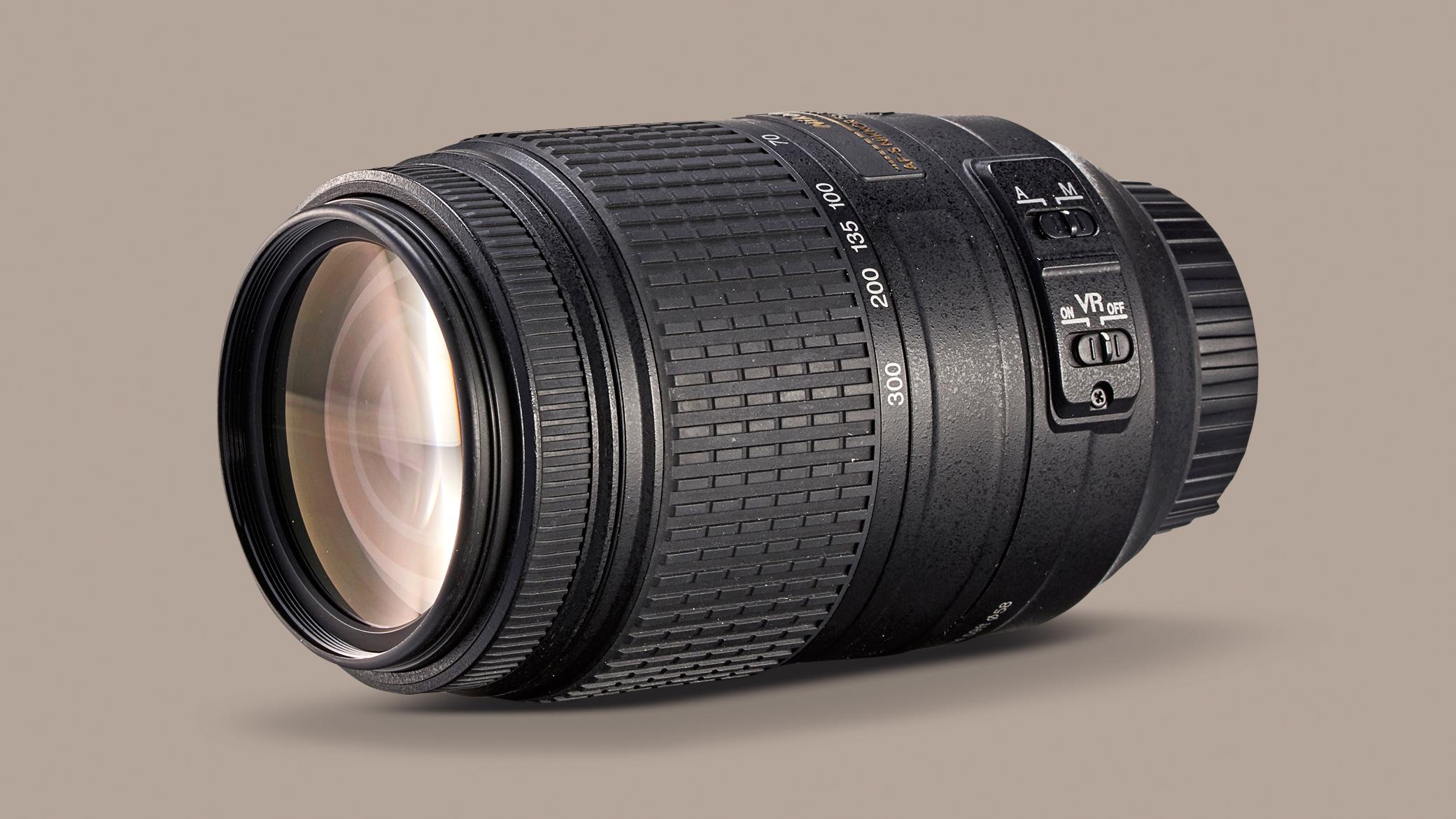 Nikon AF-S DX 55-300mm f/4.5-5.6G ED VR