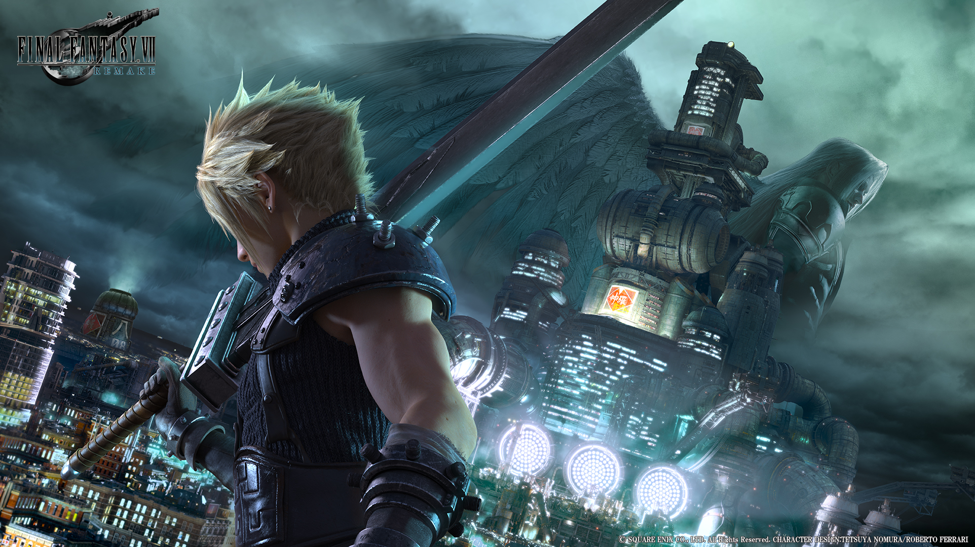 Final Fantasy 7 Remake release date trailers demo news and features