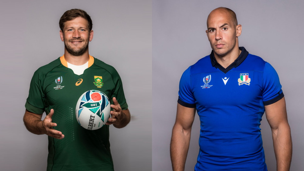 South Africa vs Italy live stream: how to watch today's Rugby World Cup 2019 match from anywhere