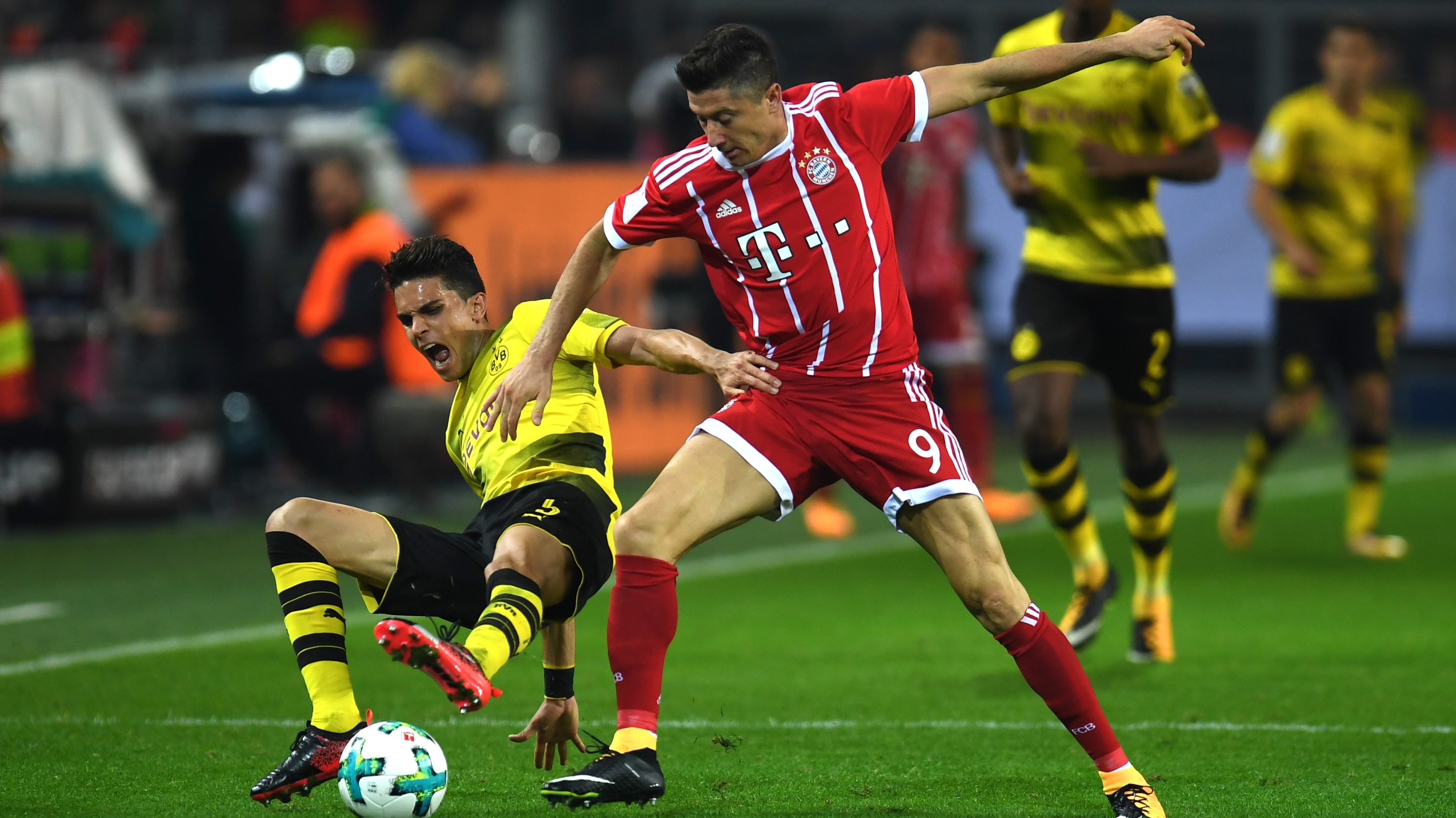 Borussia Dortmund vs Bayern Munich live stream: how to watch today's Bundesliga title clash online