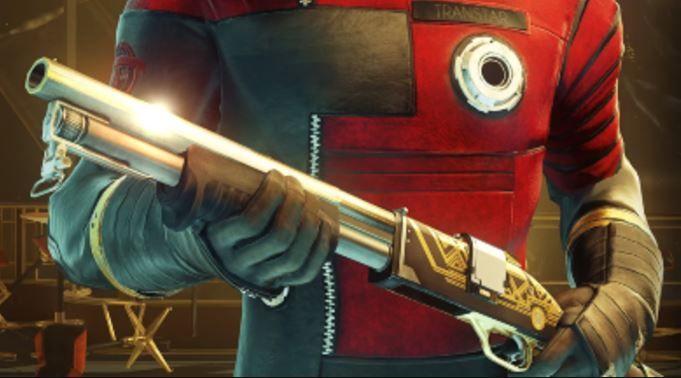 prey shotgun location weapon guide pc gamer. Black Bedroom Furniture Sets. Home Design Ideas