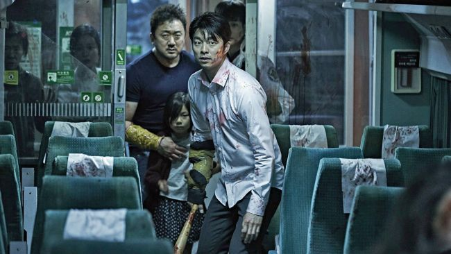 Train to busan - best horror movies