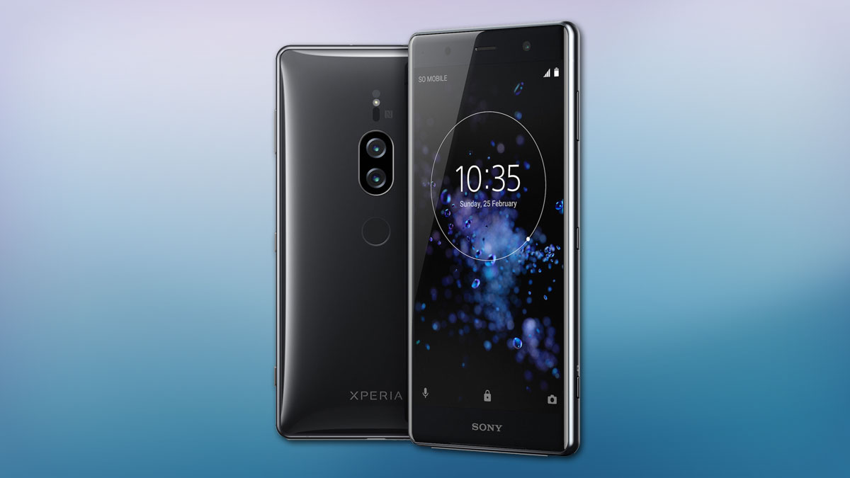 Sony Xperia XZ2 Premium release date, price, news and features