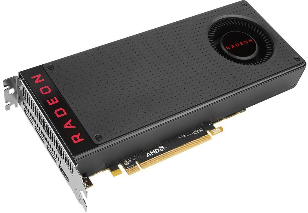 Get an MSI Radeon RX 480 4GB for $144 after mail-in-rebate