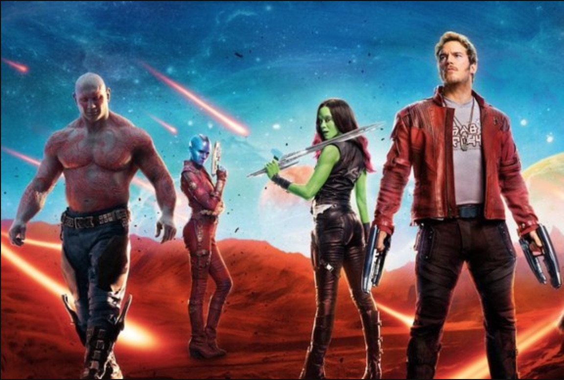 How Guardians of the Galaxy Sent the MCU to Space