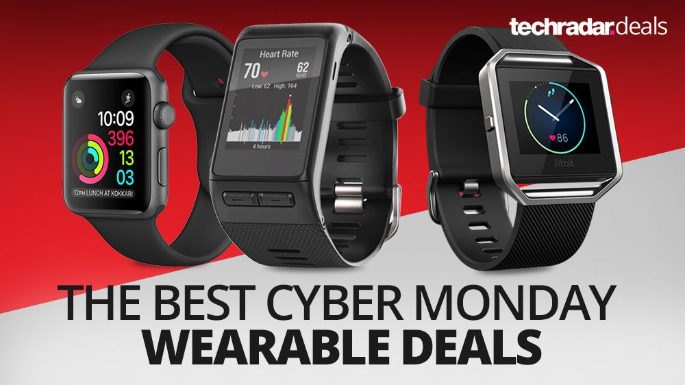 best wearable deals this cyber monday 2016 techradar. Black Bedroom Furniture Sets. Home Design Ideas