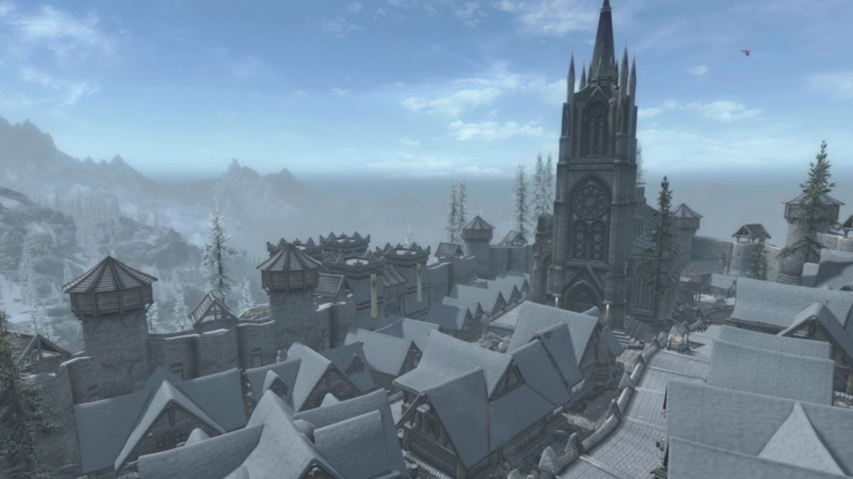 Image result for Beyond Skyrim: Cyrodiil mod will release a recreated Bruma in July images