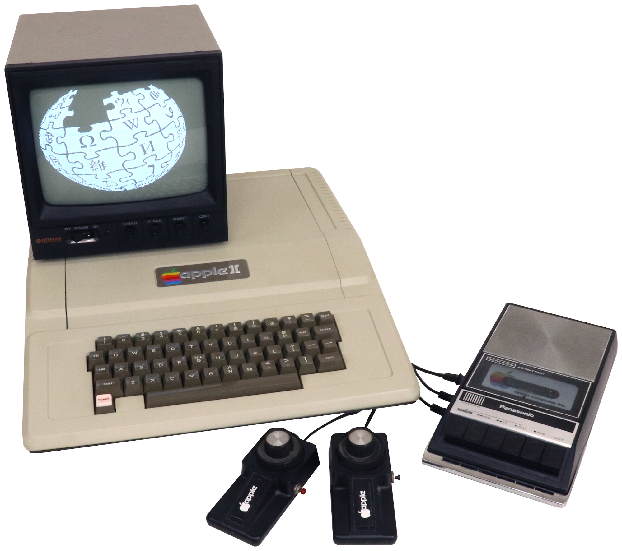 How To Emulate An Apple II On Your PC