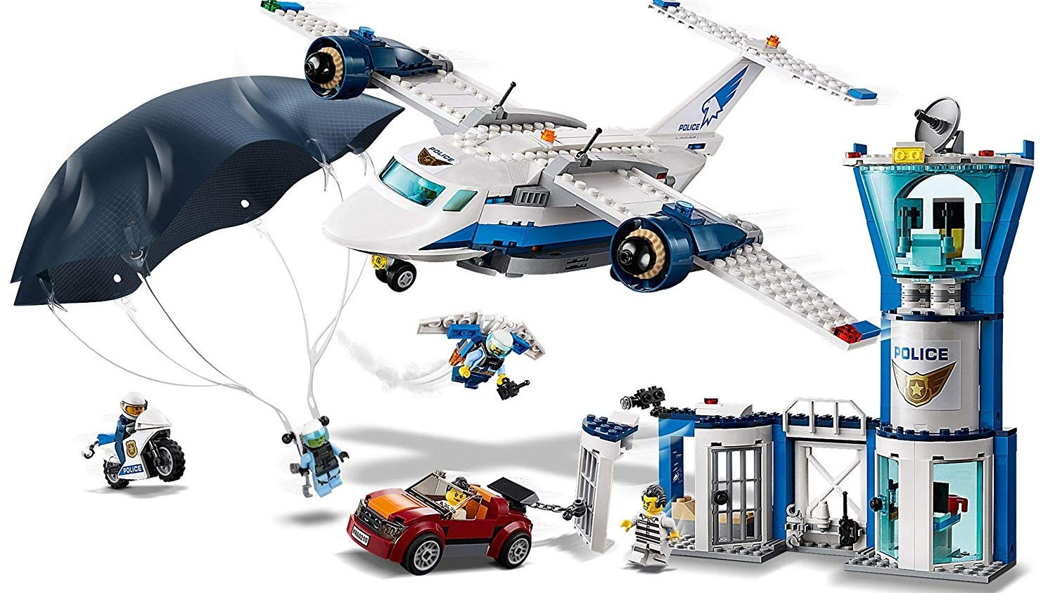 Best Lego City sets: Sky Police