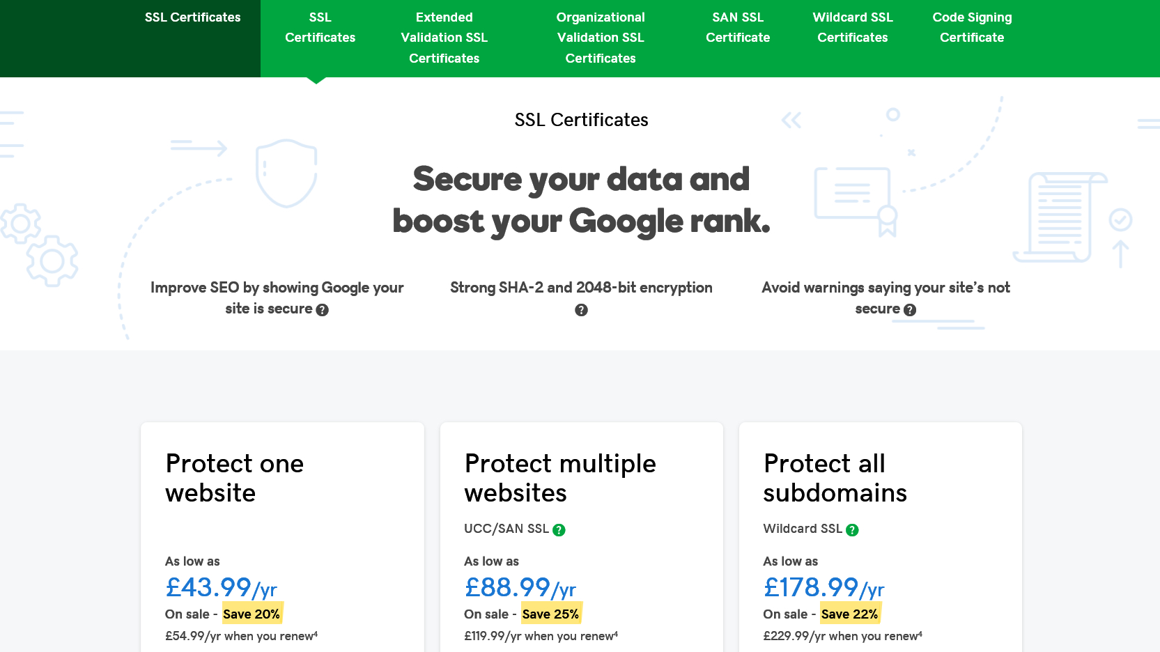 Best SSL certificate services to buy from in 2019: Get the